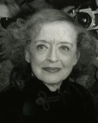 Bette Davis Headshot