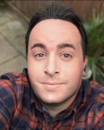 Justin Williams Headshot