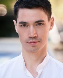 Nicholas Yenson Headshot