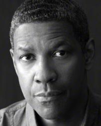 Denzel Washington Headshot