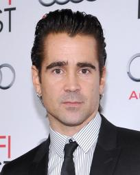 Colin Farrell Headshot