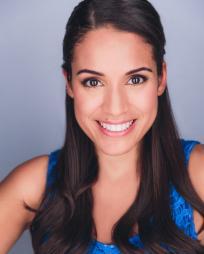 Gina Naomi Baez Headshot