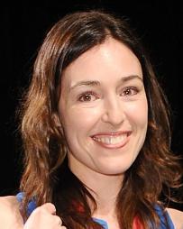 Laura Marks Headshot