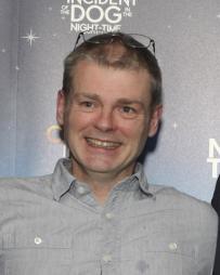 Mark Haddon Headshot