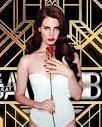 Lana Del Rey Headshot