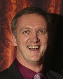John Rigby Headshot