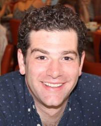 Ben Jacoby Headshot