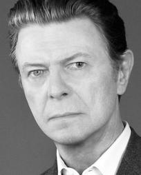 David Bowie Headshot