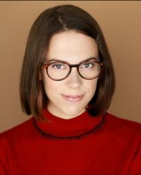 Melanie Brook Headshot