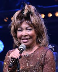 Tina Turner Headshot