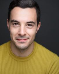 Andre Catrini Headshot