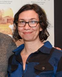 Sarah Gancher Headshot