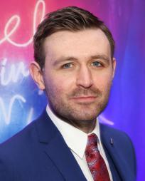 James McArdle Headshot