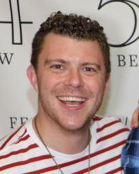 Jordan Bell Headshot