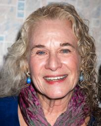 Carole King Headshot
