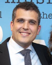 Assaf Gleizner Headshot