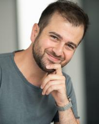 Eugenio Contenti Headshot