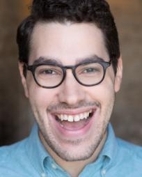 Gabe Friedman Headshot