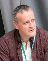 Russell Wilcox Headshot