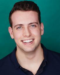 Jacob Major Headshot