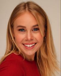 Olivia Hodson Headshot
