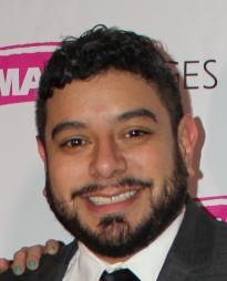 Eddie Martinez Headshot