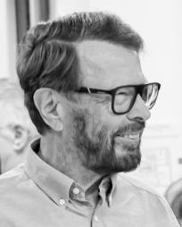 Bjorn Ulvaeus Headshot