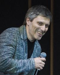 Dmitry Bogachev Headshot