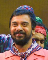 Namit Das Headshot