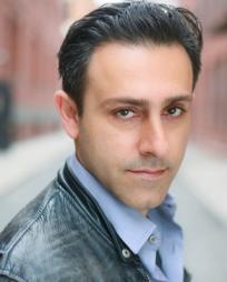Arash Mokhtar Headshot