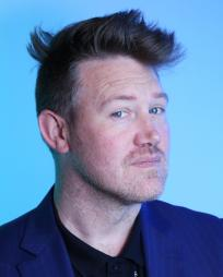 Eddie Perfect Headshot
