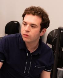 Jordan Matthew Brown Headshot