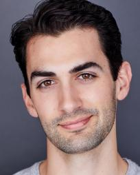 Michael Dikegoros Headshot