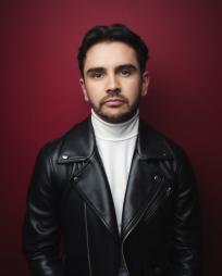 Connor Delves Headshot