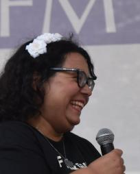 Stephanie Lourenco Viegas Headshot