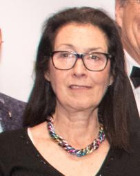 Claudia Zahn Headshot