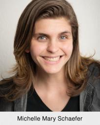 Michelle Mary Schaefer Headshot
