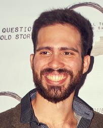 Jorge Antonio Headshot