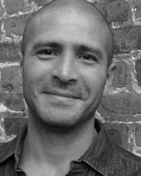 Roberto Olvera Headshot