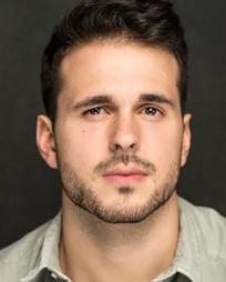 Zack Zaromatidis Headshot