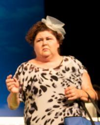 Cheryl Fergison Headshot