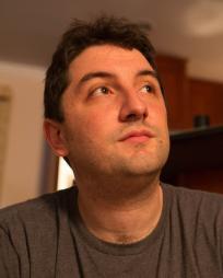 Steven Hayet Headshot