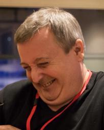 Shaun Prendergast Headshot