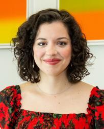 Amy Berryman Headshot