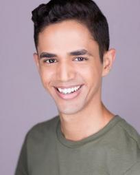Joshua Tavares Headshot