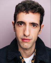 Brendan Ellis Rosenthal Headshot