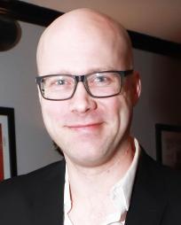 Greg Brostrom Headshot