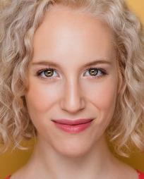 Jessica Fishenfeld Headshot