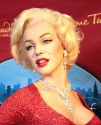 Marilyn Monroe Headshot