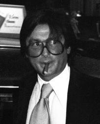 Robert Evans Headshot